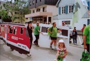 Festumzug des Musikvereins Stetten am 22.05.11