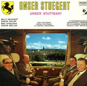 Plattencover Onser Stuegert